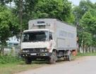 Xe tải tông trọng thương một CSGT đang làm nhiệm vụ