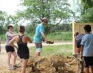 Học sinh Canada hỗ trợ xây bếp ăn cho trường mầm non Huế