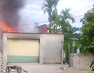 Cả khu dân cư hãi hùng vì kho gas phát nổ như bom