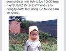 Chơi một mình ở nhà bé trai 3 tuổi mất tích bí ẩn