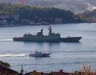 Hai tàu chiến Trung Quốc vào Biển Đen, tiến về phía Nga