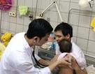 Hy hữu bé sơ sinh 24 ngày tuổi viêm phổi vì bệnh sởi