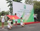Giải Tennis Vincom Village 2012: Hấp dẫn những màn trình diễn kịch tính
