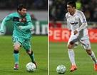 """Messi, Iniesta, Ronaldo được đề cử """"Cầu thủ xuất sắc nhất châu Âu"""""""