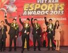 """Vinh danh những gương mặt """"vàng"""" của thể thao điện tử Việt Nam"""