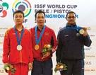 Vượt mặt đối thủ Trung Quốc, xạ thủ Hoàng Xuân Vinh đoạt HCV thế giới