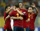"""Tây Ban Nha vào bán kết sau """"cơn mưa bàn thắng'?"""