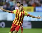 Villa và Neymar lập công, Barca bất phân thắng bại cùng Atletico