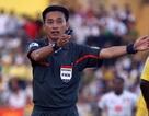Trọng tài Võ Minh Trí đoạt danh hiệu Còi vàng 2013?