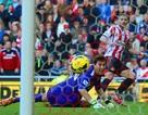 Man City bại trận cay đắng dưới tay Sunderland