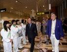 Bộ trưởng Hoàng Tuấn Anh sang Myanmar thăm đoàn TTVN