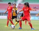 Thắng đậm Malaysia, tuyển nữ Việt Nam vào chung kết