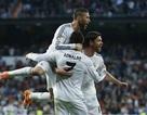 C. Ronaldo tỏa sáng, Real Madrid bảo toàn ngôi đầu bảng