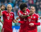 Hạ Wolfsburg 6-1, Bayern Munich phá kỷ lục ở Bundesliga