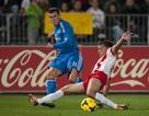 """Real Madrid trút """"cơn mưa bàn thắng"""" vào lưới Almeria?"""