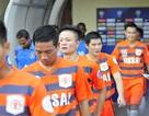 Cầu thủ Ninh Bình về quê với hai bàn tay trắng