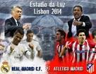 Real Madrid - Atletico: Quyết chiến vì giấc mộng bá vương