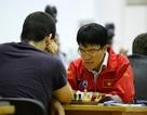 Quang Liêm, Trường Sơn gặp nhiều khó khăn ở giải cờ nhanh thế giới