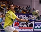 Tiến Minh thất bại ngay vòng 1 giải Indonesia