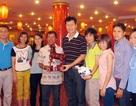 HLV Trần Vân Phát chính thức về nước