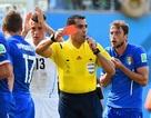 Uruguay giật lấy vé đi tiếp từ tay Italia