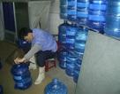 Chất lượng nước đóng chai: Báo động đỏ