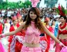 Chùm ảnh: Rực rỡ lễ hội Carnival Hạ Long 2009