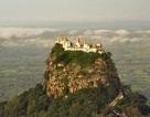 Chùm ảnh: Ngôi đền trên miệng núi lửa