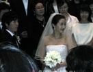 """Những hình ảnh """"độc"""" của Song Yoon Ah tại đám cưới"""