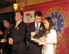 Hai thí sinh VN đoạt giải nhì cuộc thi phục vụ nhà hàng quốc tế