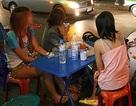 Những cô gái khao khát ngày hoàn lương