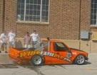 Video: Xe bán tải cũng drift