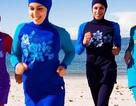 Chùm ảnh: Trang phục bơi đặc biệt của phụ nữ Hồi giáo