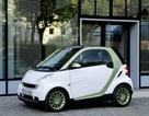 Smart sản xuất xe ForTwo chạy điện