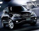 Hé lộ về Honda CR-V phiên bản 2010