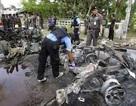 Miền nam Thái Lan rung chuyển vì bom, 42 người bị thương