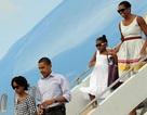 Chùm ảnh: Kỳ nghỉ hè của gia đình Tổng thống Mỹ