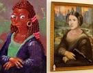 """13 bức tranh """"nhái"""" nàng Mona Lisa ấn tượng nhất"""