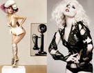 Lady Gaga thống trị các tạp chí lớn