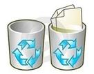 iBin - Thùng rác của USB và thiết bị lưu trữ gắn ngoài