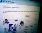 Hướng dẫn sử dụng tính năng Homegroup trong Windows 7