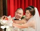 Đám cưới rộn tiếng cười của diễn viên Hải Anh