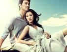 Hình ảnh lãng mạn của vợ chồng Lục Nghị - Bào Lôi