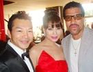 Trương Ngọc Ánh vui mừng gặp lại Lionel Richie tại LHP Cannes