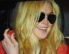 """Lindsay Lohan đổi màu tóc để giải """"đen"""""""