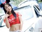 Xe Hàn, kiều nữ Hàn cổ vũ World Cup