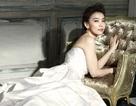 Ngắm cô dâu mới Park Sun Young duyên dáng với váy cưới