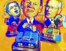"""""""Đại gia"""" ô tô Mỹ vào cuộc đua mới"""
