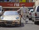 Xe 911 GT3 RS… đạp chân