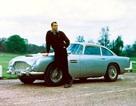 Bán đấu giá xe Aston Martin của Điệp viên 007